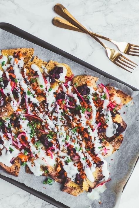 Chorizo Nachos - Recipe - Food Blog