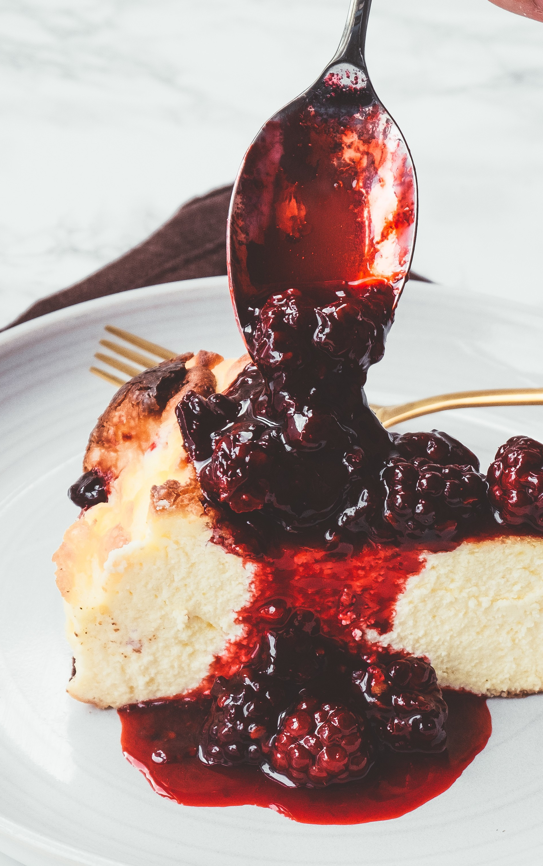 Basque Cheesecake - Recipe - Food Blog