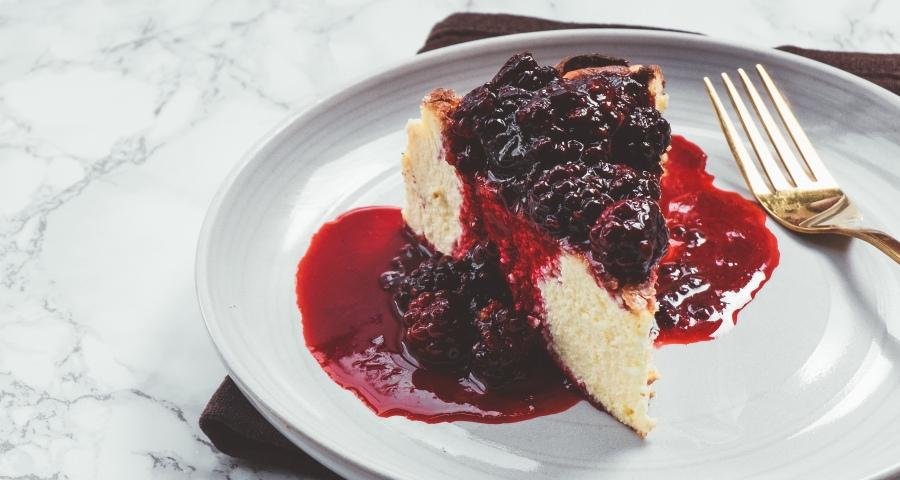Basque Cheesecake - Recipe - Food Blog