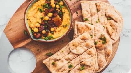 Paprika & Chorizo Hummus - Recipe - Food Blog